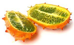 Экзотический фрукт Кивано